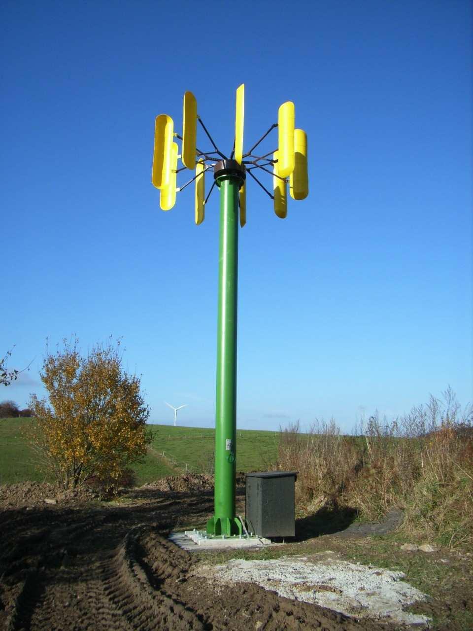 VAWT 10 kW